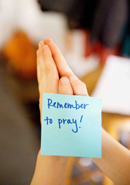 Remember-to-pray